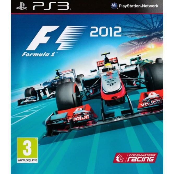 Игра F1 2012 (PS3)