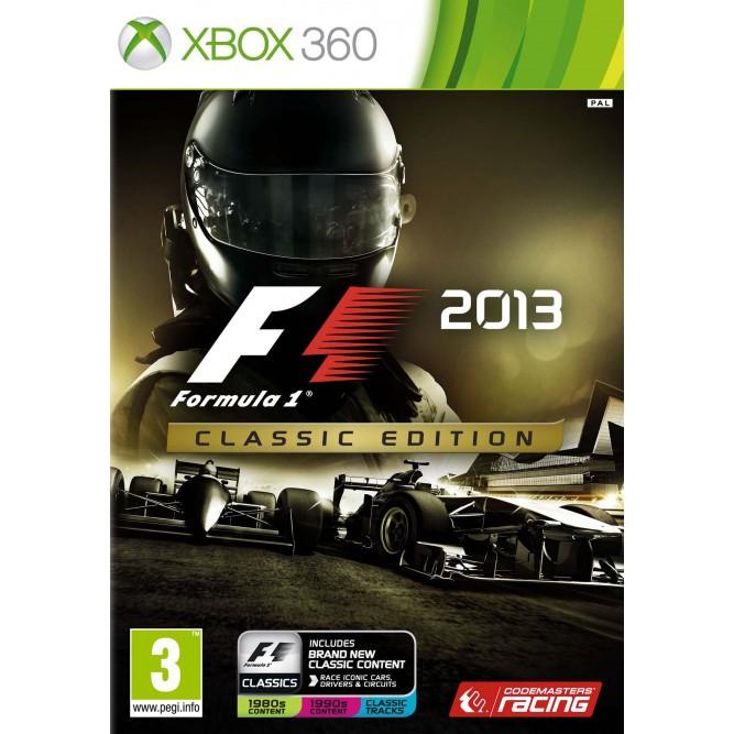 Игра F1 2013 (Formula One) (Xbox 360) (rus)