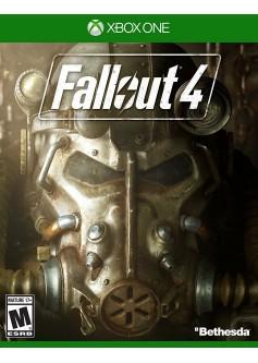 Игра Fallout 4 (Xbox One) б/у (rus)