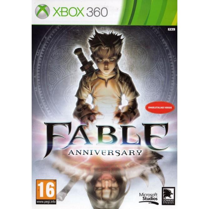 Игра Fable Anniversary (Xbox 360) б/у