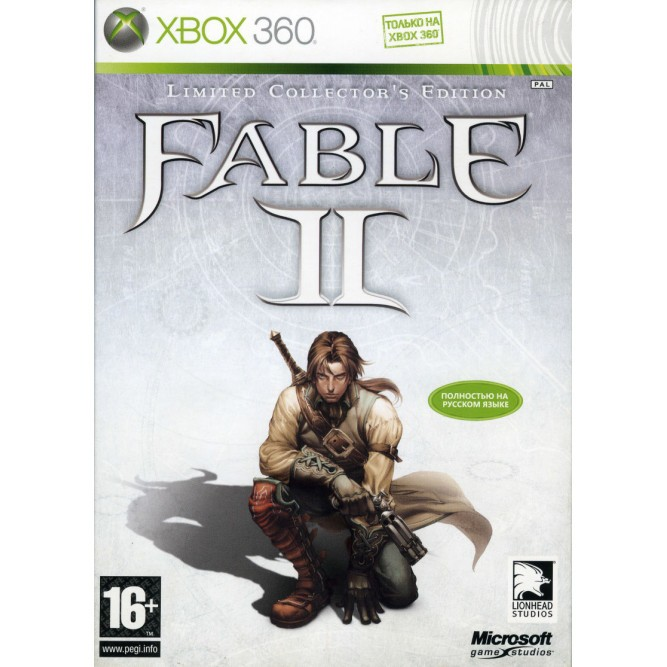 Игра Fable II. Limited Edition (Xbox 360) б/у