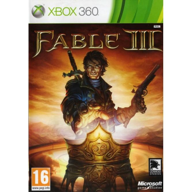 Игра Fable III (Xbox 360) б/у