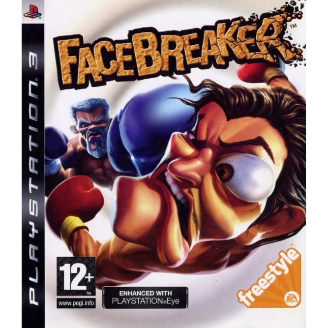 Игра Facebreaker (PS3) б/у