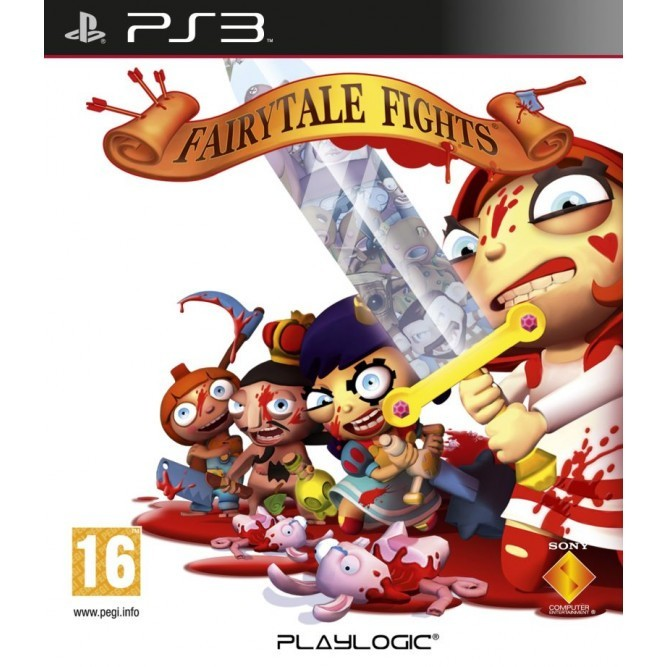 Игра Fairytale Fights (PS3) б/у