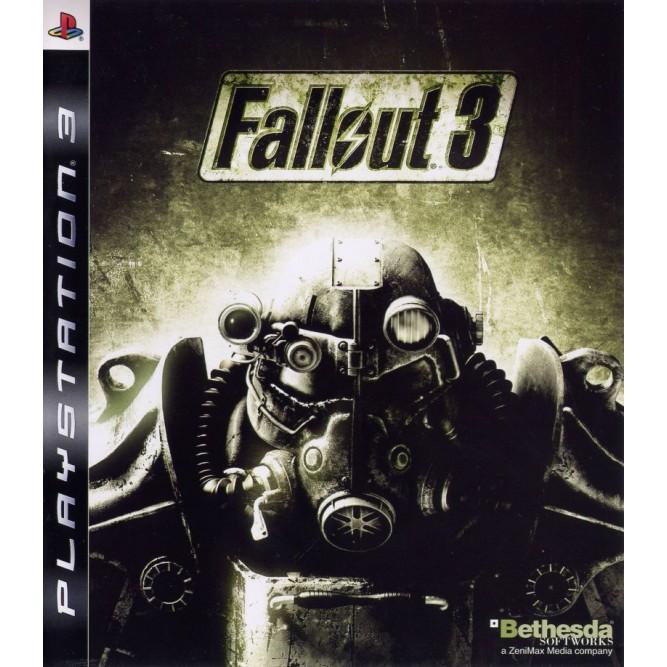Игра Fallout 3 (PS3) б/у