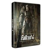 Игра Fallout 4. Steelbook Edition (PS4) б/у (rus sub)