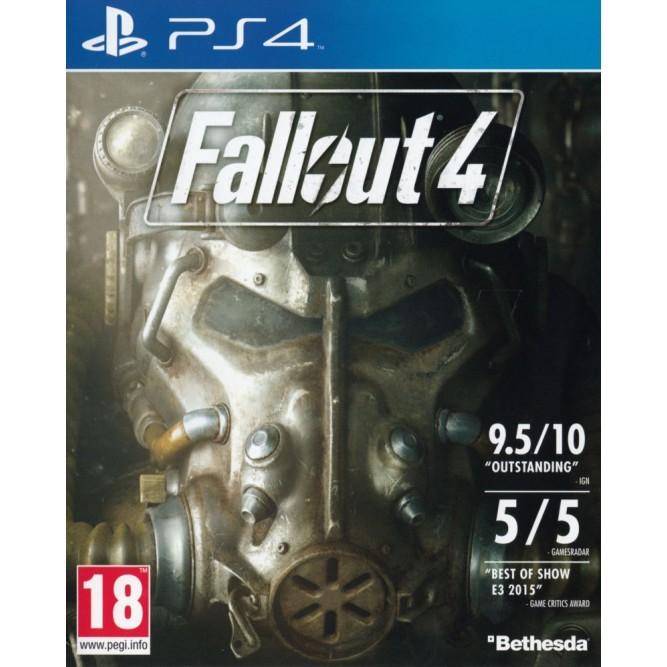 Игра Fallout 4 (PS4) (eng)