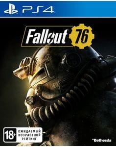 Игра Fallout 76 (PS4) (rus sub)