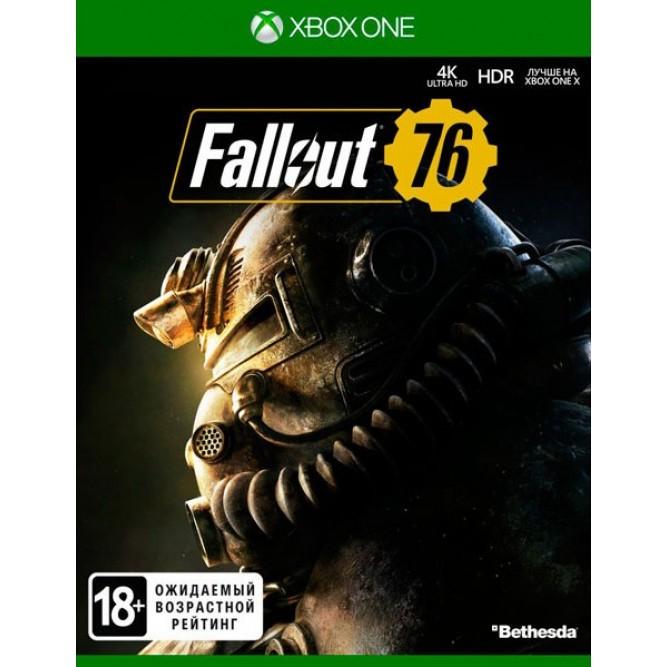 Игра Fallout 76 (Xbox One) б/у (rus)