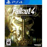 Игра Fallout 4 (PS4) б/у