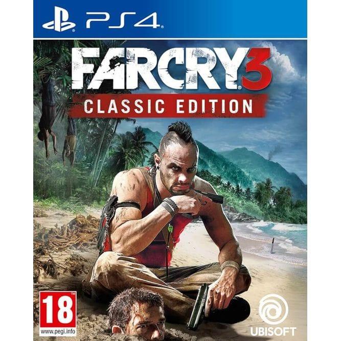 Игра Far Cry 3: Classic Edition (PS4) (rus)