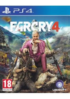 Игра Far Cry 4 (PS4) (rus) б/у