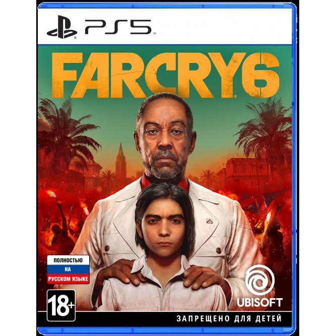 Игра Far Cry 6 (PS5) (rus)