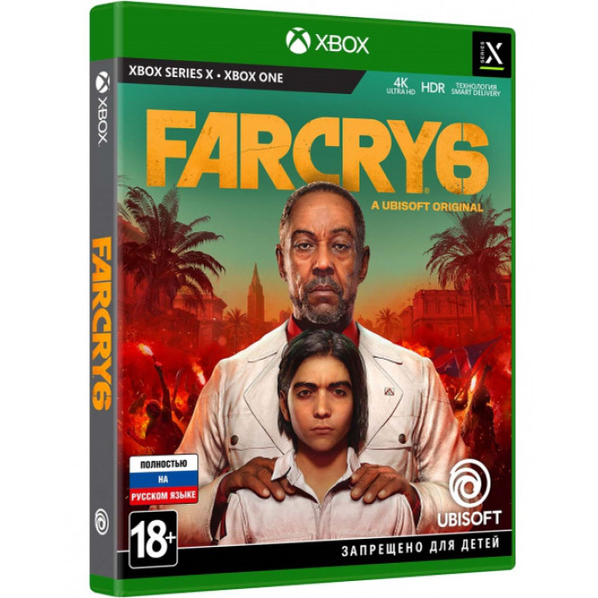 Игра Far Cry 6 (Xbox) (rus)