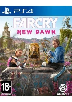 Игра Far Cry: New Dawn (PS4) (rus)