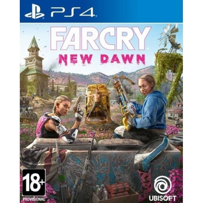 Игра Far Cry: New Dawn (PS4) (rus)