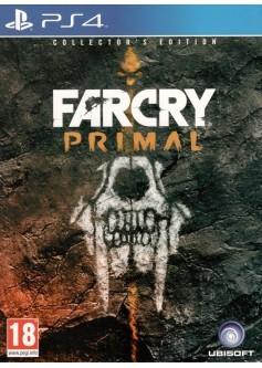 Игра Far Cry: Primal. Коллекционное издание (PS4) б/у