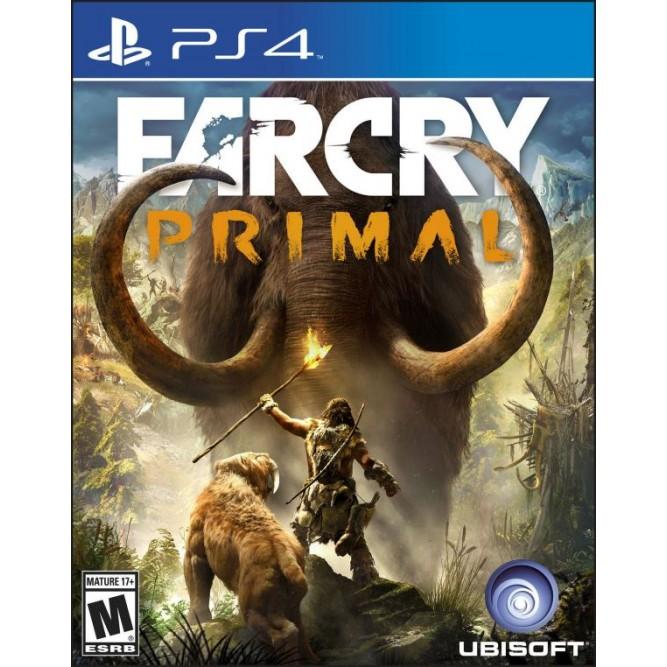 Игра Far Cry: Primal (PS4)