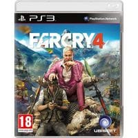Игра Far Cry 4 (PS3) б/у