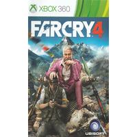 Игра Far Cry 4 (Xbox 360) б/у (rus)