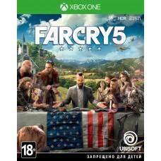 Игра Far Cry 5 (Xbox One) б/у (rus)