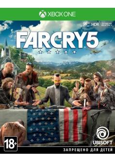 Игра Far Cry 5 (Xbox One) (rus)