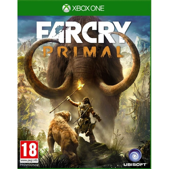 Игра Far Cry: Primal (Xbox One) б/у