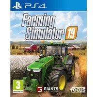 Игра Farming Simulator 19 (PS4) (rus)