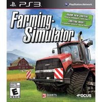 Игра Farming Simulator (PS3) б/у (eng)