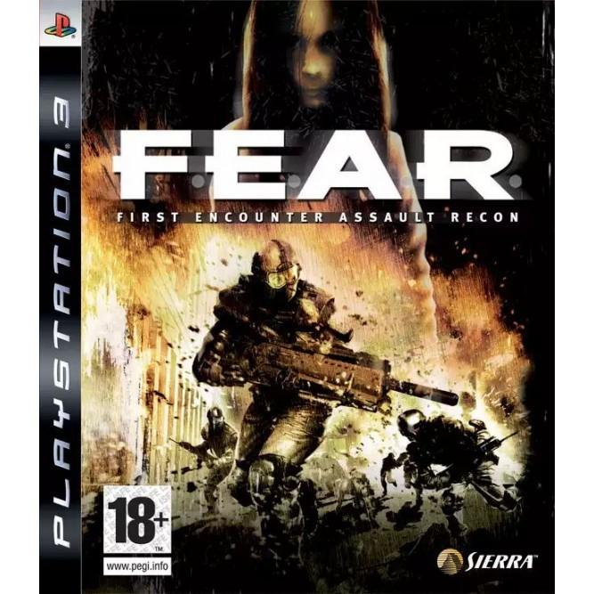 Игра F.E.A.R. (PS3) б/у