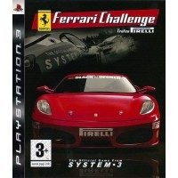 Игра Ferrari Challenge: Trofeo Pirelli (PS3) б/у