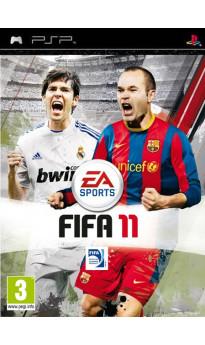 Игра FIFA 11 (PSP) б/у