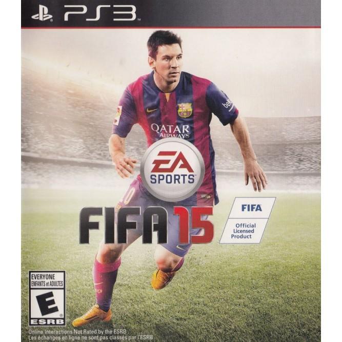 Игра FIFA 15 (PS3) б/у