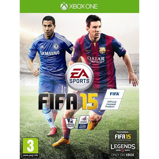 Игра FIFA 15 (Xbox One) (rus) б/у