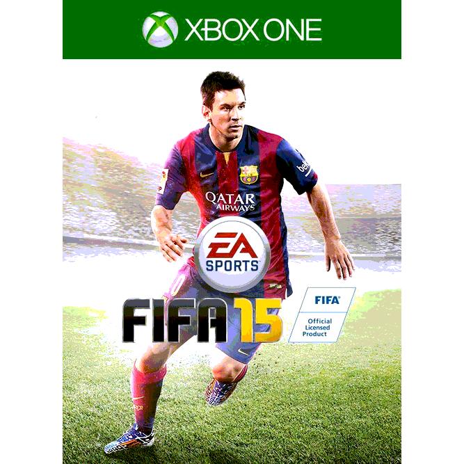 Игра FIFA 15 (Xbox One) (rus)