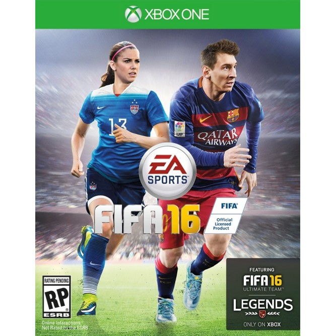 Игра FIFA 16 (Xbox One) б/у