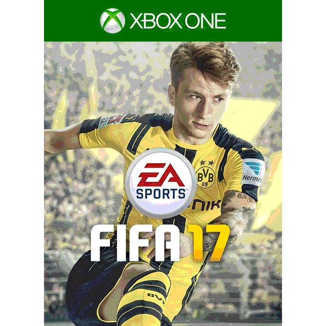 Игра Fifa 17 Xbox One б/у (rus)
