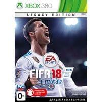 FIFA 18: Legacy Edition (Xbox 360) (rus) б/у