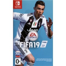Игра FIFA 19 (Nintendo Switch) (rus)