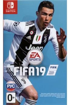 Игра FIFA 19 (Nintendo Switch) (rus) б/у