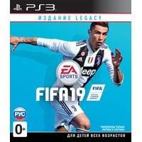 Игра FIFA 19 (PS3) (rus)