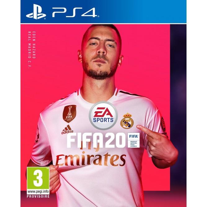 Игра FIFA 20 (PS4) б/у (rus)