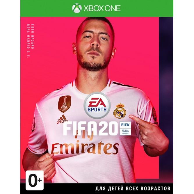 Игра FIFA 20 (Xbox One) (rus) б/у