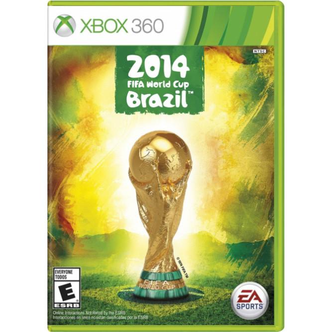 Игра 2014 FIFA World Cup Brazil (Xbox 360) б/у