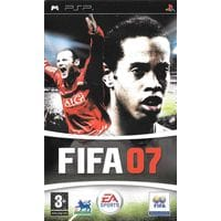 Игра FIFA 07 (PSP) б/у (eng)