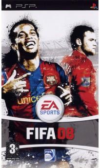 Игра FIFA 08 (PSP) б/у