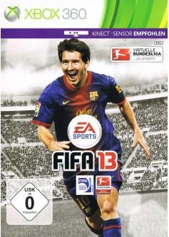Игра FIFA 13 (Xbox 360) б/у