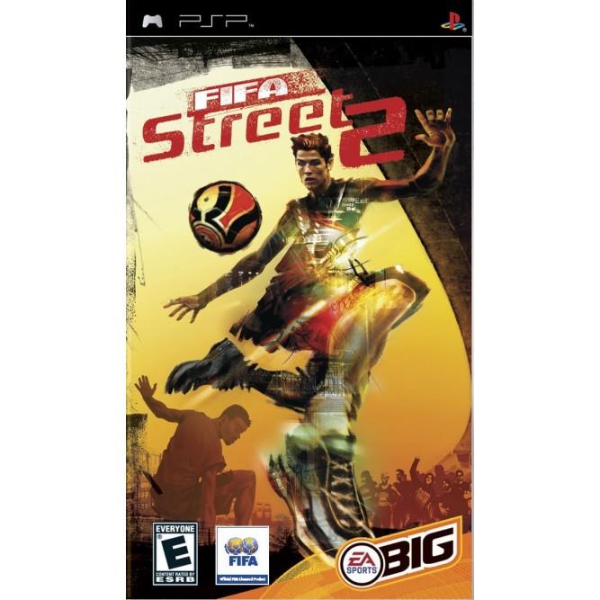 Игра FIFA Street 2 (PSP) б/у (eng)