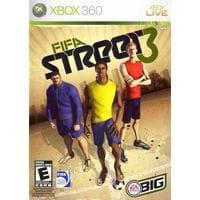 Игра FIFA Street 3 (Xbox 360) б/у