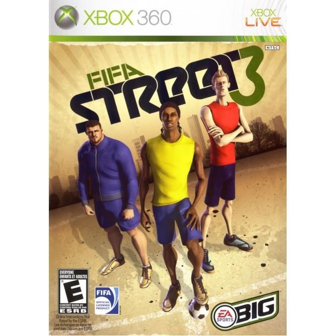 Игра FIFA Street 3 (Xbox 360) (eng)